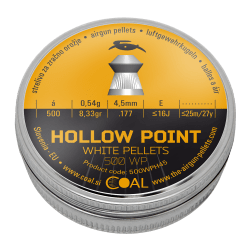 Hollow Point 500 WP 4.5 / .177